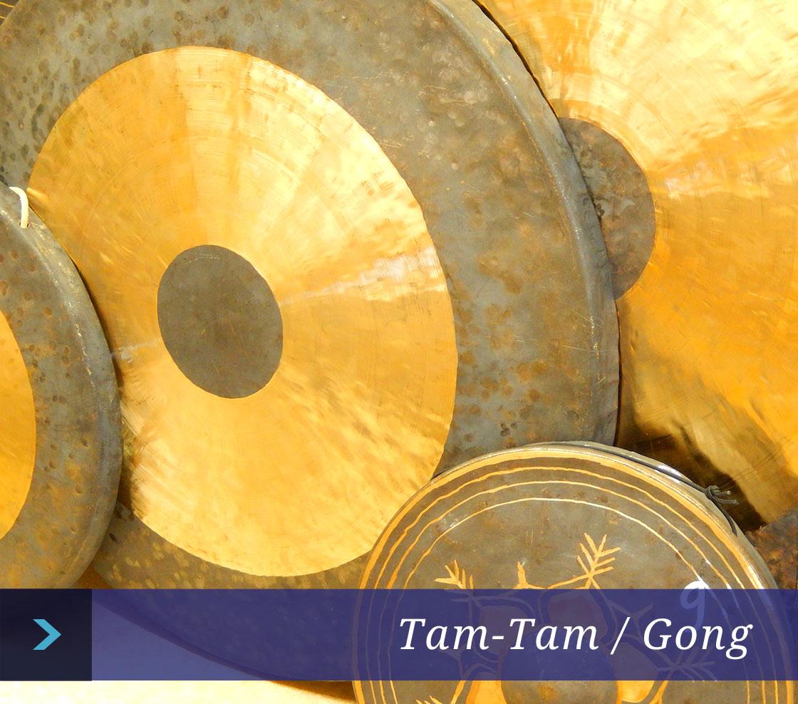 Tam-Tam / Gong