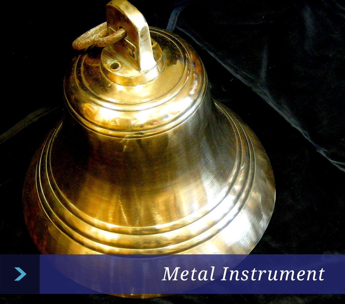 Metal Instrument