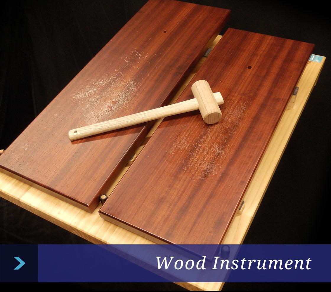 Wood Instrument